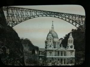 Victoria Falls Bridge St Pauls